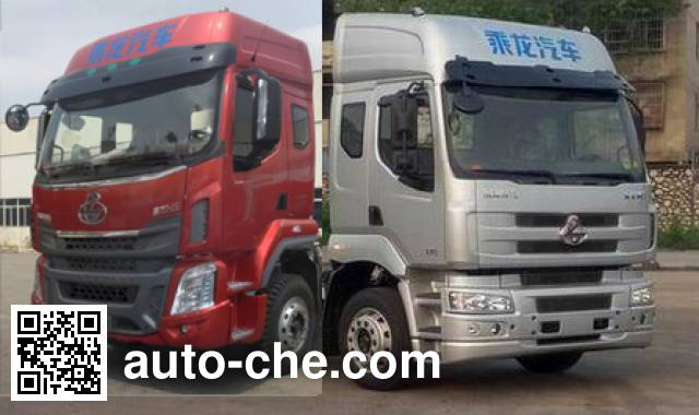 Chenglong LZ5160XXYM5ABT van truck chassis