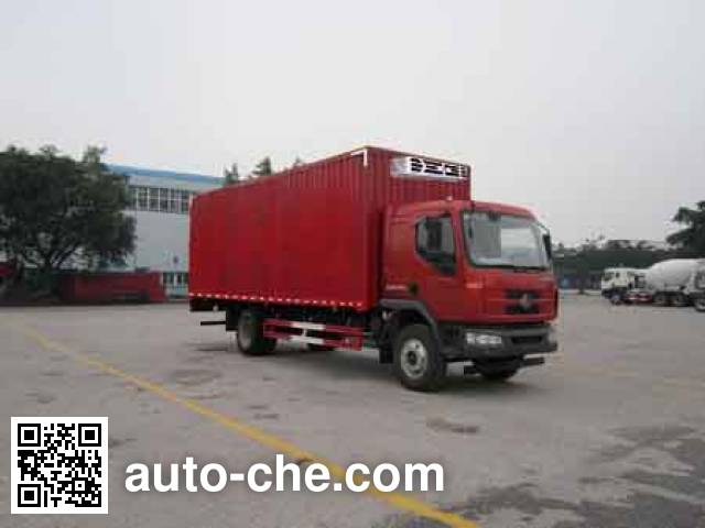Chenglong LZ5163XLCM3AA refrigerated truck