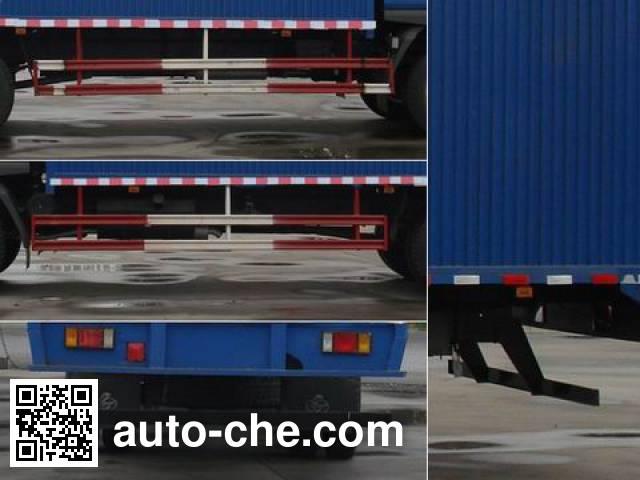 Chenglong LZ5163CPYM3AA soft top box van truck