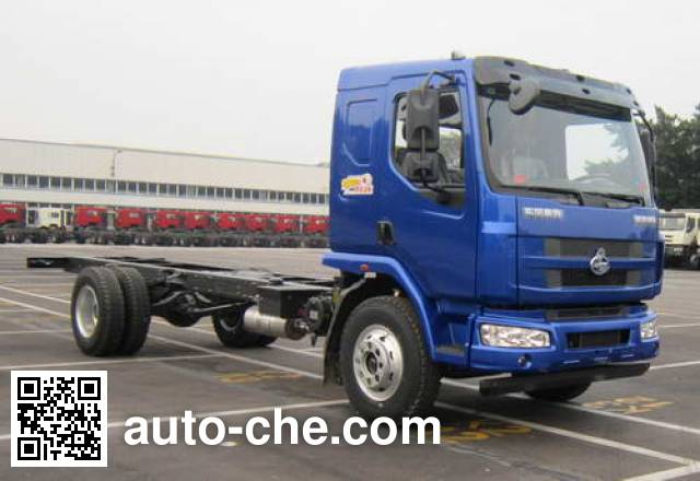 Chenglong LZ5161XXYM3AB1T van truck chassis