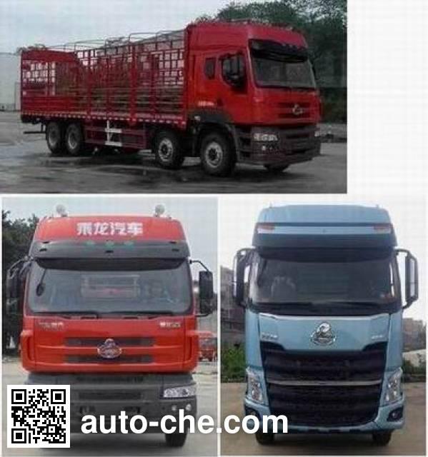 Chenglong LZ5311CCQQELA livestock transport truck