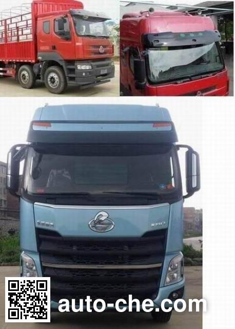 Chenglong LZ5311CCYM5FA stake truck