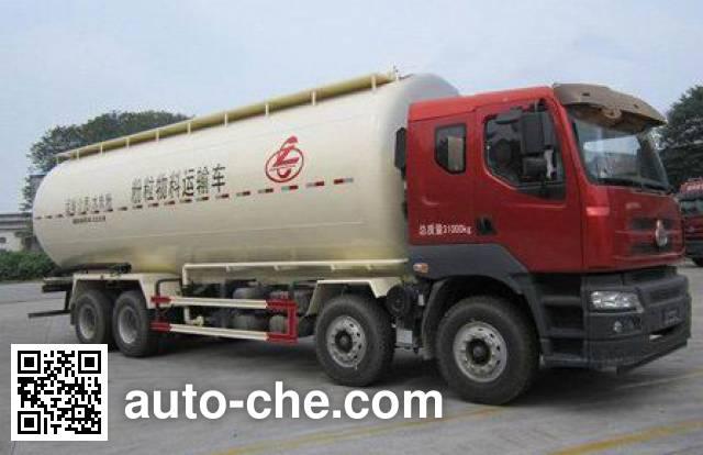Chenglong LZ5311GFLM5FA low-density bulk powder transport tank truck