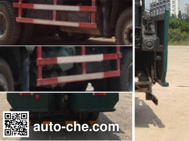 Chenglong LZ5311JSQQELA truck mounted loader crane