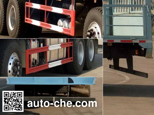 Chenglong LZ5313CCQH7FB livestock transport truck