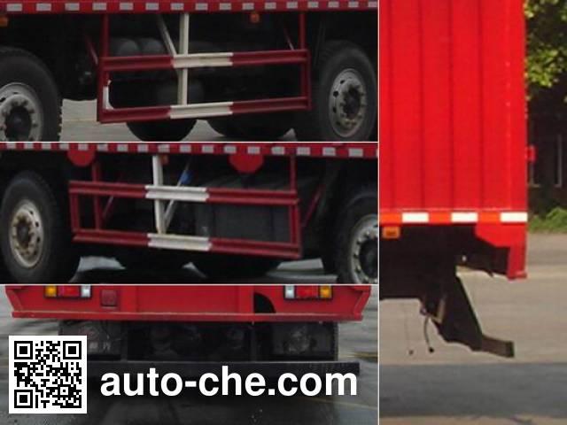 Chenglong LZ5313CPYM5EA soft top box van truck