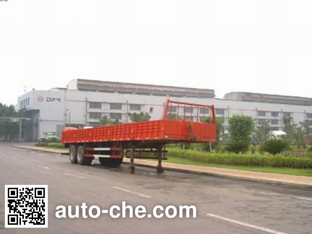 Chenglong LZ9340 dropside trailer
