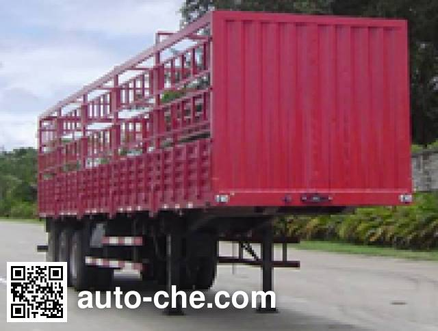 Chenglong LZ9380CSX stake trailer