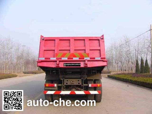 迅力牌LZQ3251T36/A自卸汽车