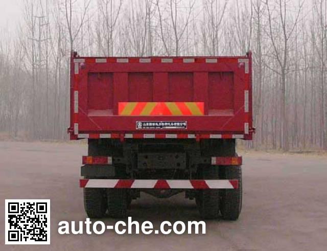 迅力牌LZQ3310ZSQ46Z自卸汽车