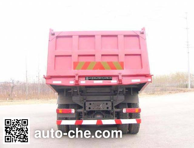 迅力牌LZQ3311Q32/A自卸汽车