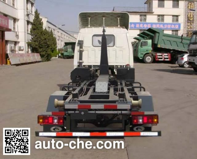 迅力牌LZQ5040ZXX车厢可卸式垃圾车