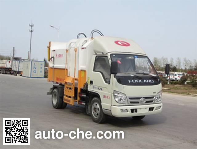 迅力牌LZQ5040ZZZ28B自装卸式垃圾车