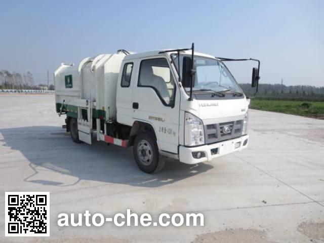 迅力牌LZQ5041ZZZ30B自装卸式垃圾车