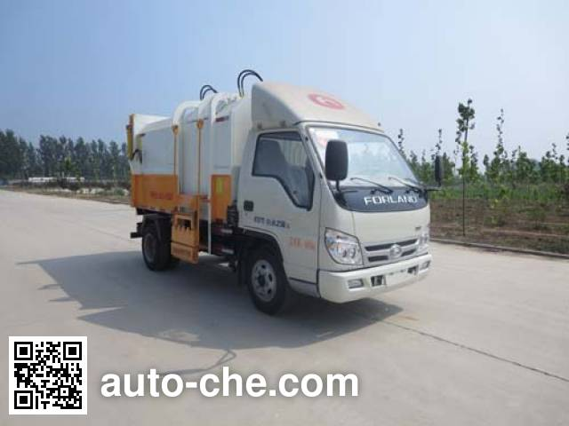 Xunli LZQ5042ZZZ28B self-loading garbage truck