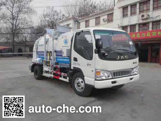 迅力牌LZQ5070TCA33F餐厨垃圾车