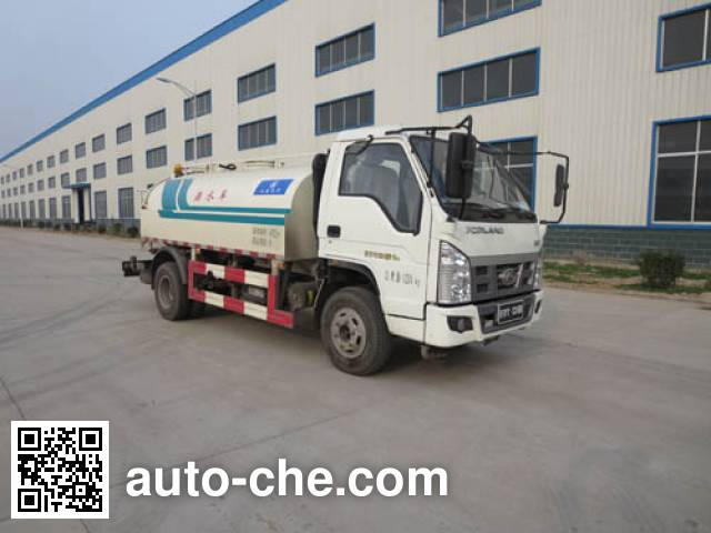 Xunli LZQ5080GSS sprinkler machine (water tank truck)