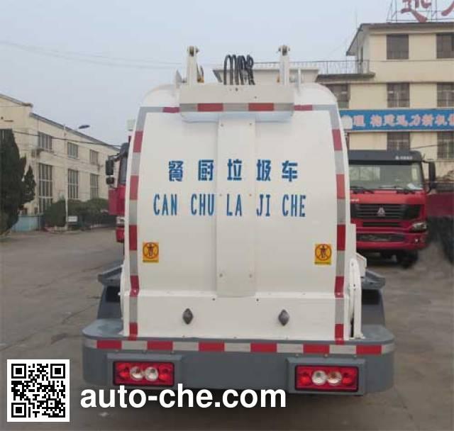 Xunli LZQ5070TCA33F food waste truck