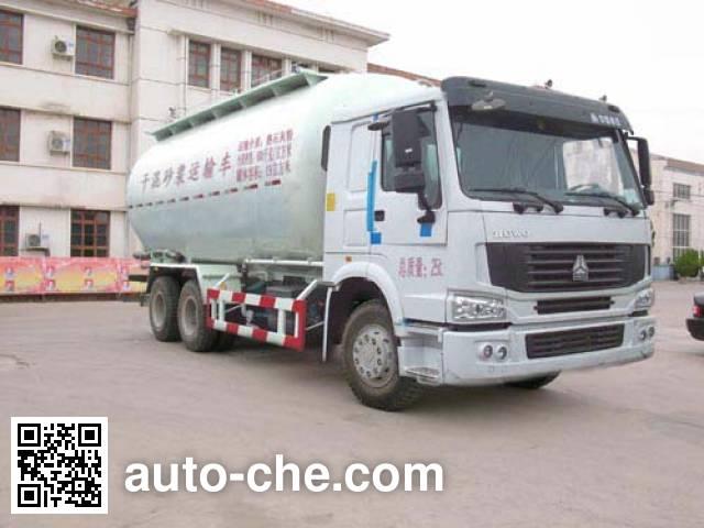 Xunli LZQ5250GGH dry mortar transport truck