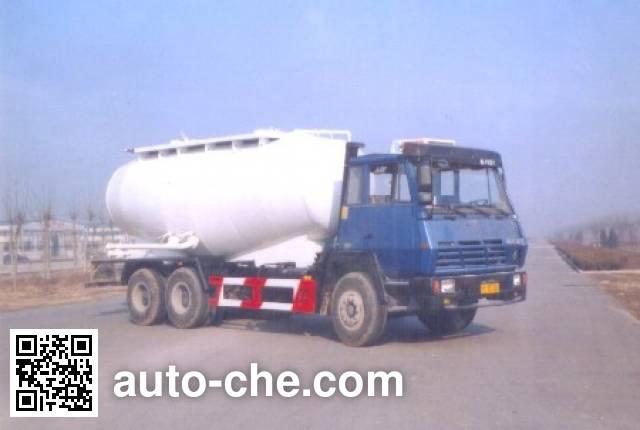 迅力牌LZQ5250GSN散装水泥车