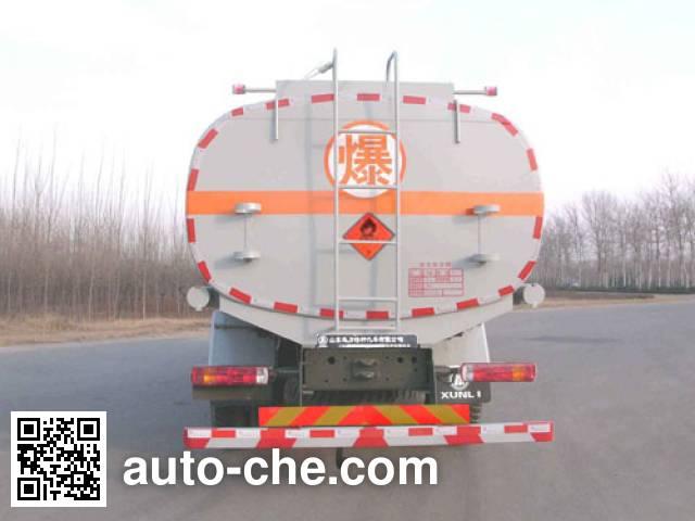 迅力牌LZQ5250GYY运油车