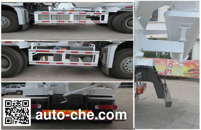 Xunli LZQ5255GJB38AD concrete mixer truck
