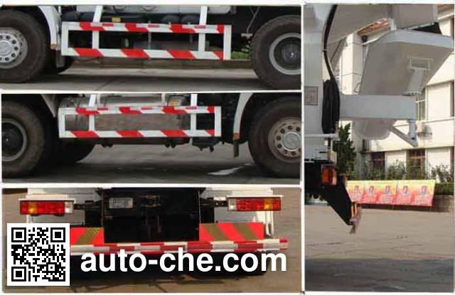 Xunli LZQ5257GJB38DL concrete mixer truck