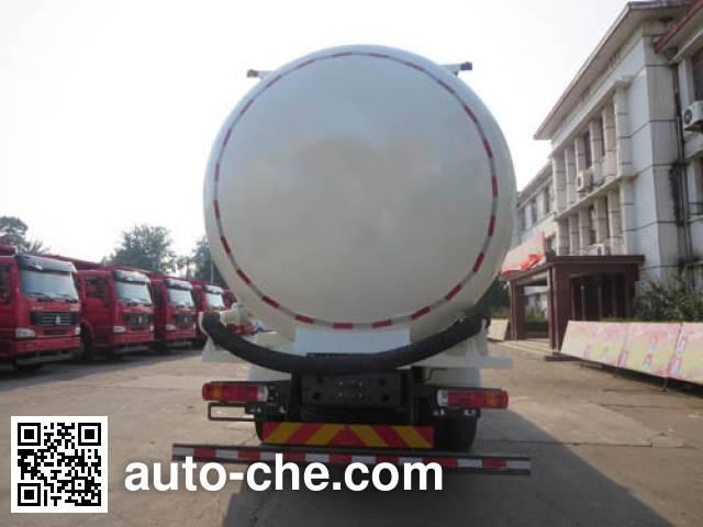 迅力牌LZQ5310GFLC低密度粉粒物料运输车