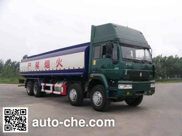 Xunli LZQ5310GHY chemical liquid tank truck