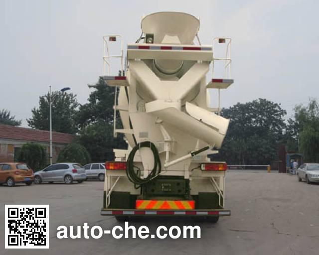 迅力牌LZQ5311GJB36AD混凝土搅拌运输车