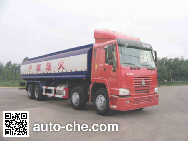Xunli LZQ5312GHY chemical liquid tank truck