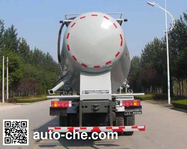 迅力牌LZQ5315GFLB粉粒物料运输车