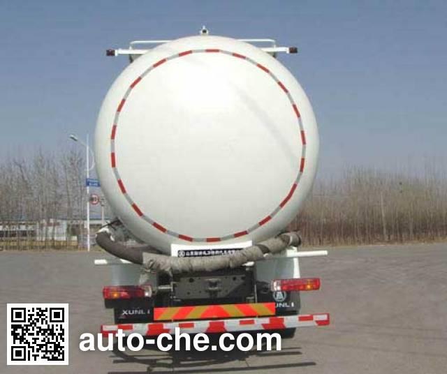 迅力牌LZQ5316GFLB粉粒物料运输车