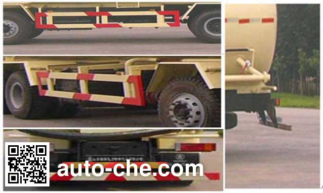 Xunli LZQ5319GFLB bulk powder tank truck