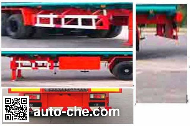 Xunli LZQ9394GYY oil tank trailer