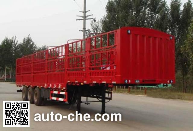 Xunli LZQ9400CLY stake trailer
