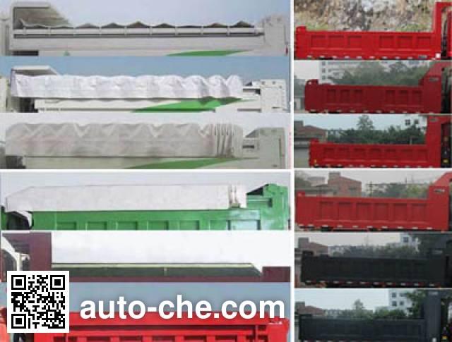 Liute Shenli LZT3121PK2E4A90 dump truck