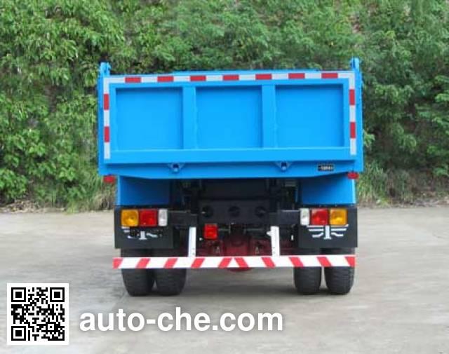FAW Liute Shenli LZT3120PK2E4A95 dump truck
