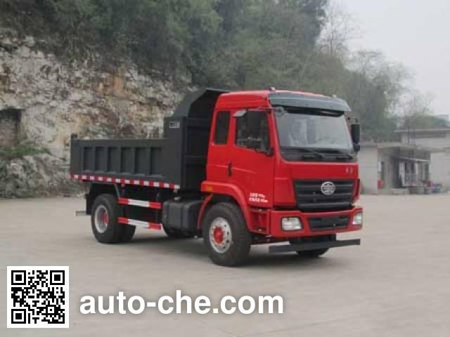 FAW Liute Shenli LZT3121PK2E4A90 dump truck