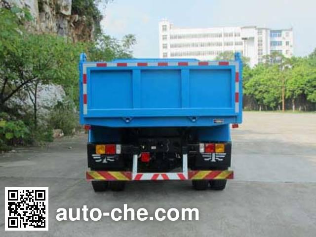 Liute Shenli LZT3161K2E4A95 dump truck