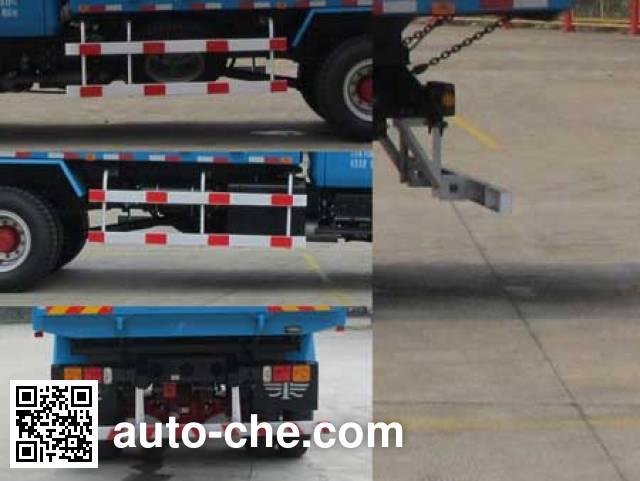 Liute Shenli LZT3163K2E4A90 dump truck