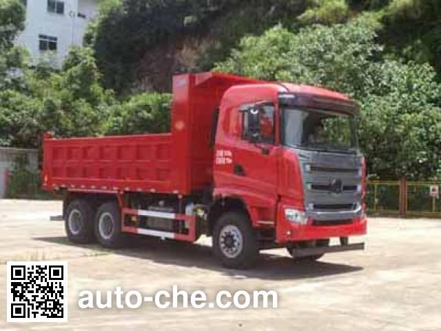 Liute Shenli LZT3250P31K2E4T1A93 dump truck