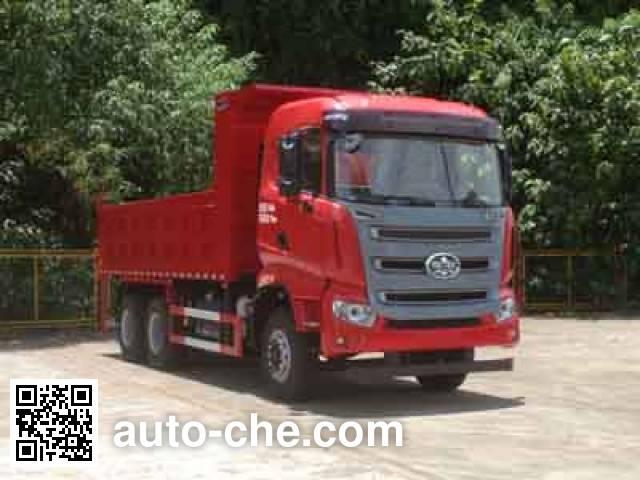 FAW Liute Shenli LZT3252P31K2E4T1A93 dump truck