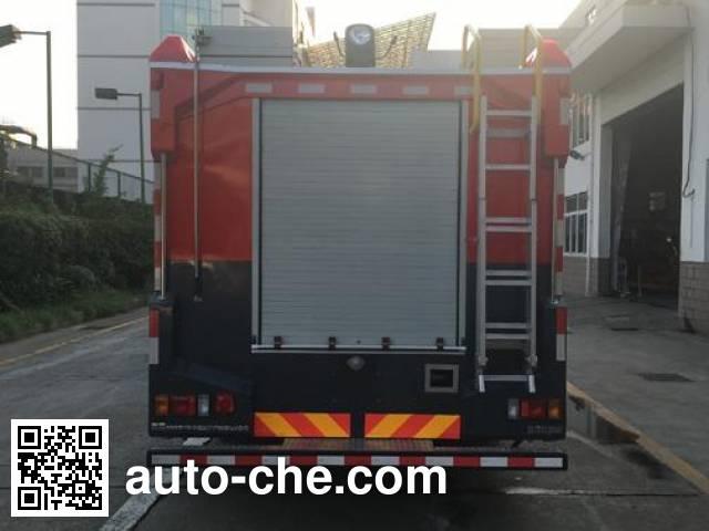 Zhenxiang MG5150GXFPM60/CQ foam fire engine