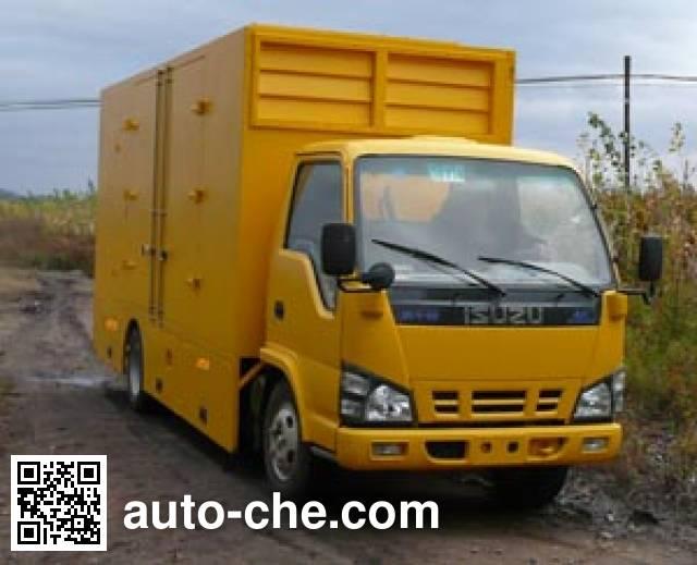 Xiwang MH5071TDY мобильная электростанция на базе автомобиля