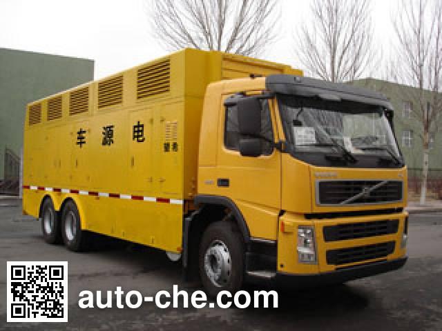Xiwang MH5251TDY мобильная электростанция на базе автомобиля