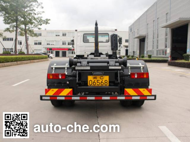 Qunfeng MQF5180ZXXD5 detachable body garbage truck