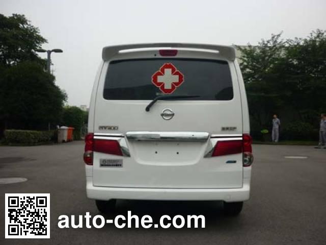 凯福莱牌NBC5020XJH32救护车