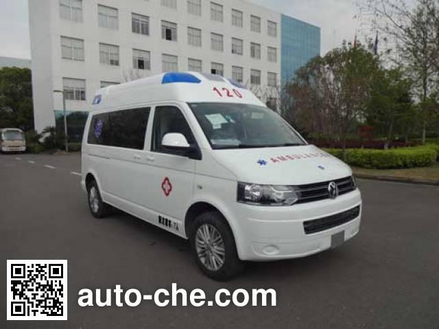 Kaifulai NBC5030XJH51 ambulance