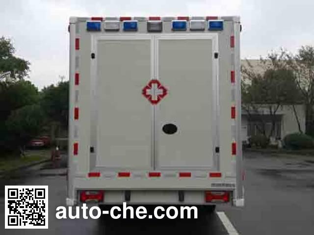 凯福莱牌NBC5064XJH20救护车